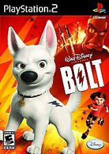 PS2 Disney's BOLT The Movie Game BRAND NEW Factory Sealed Playstation 2, 2008