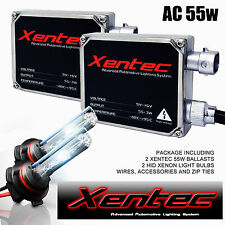 Chrysler Town & Country Car Front Headlight Fog Light Xentec HID XENON 55W Kit