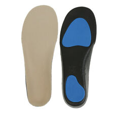 1 Pair Orthotic Comfort Shoe Insoles Inserts Pad Cushion Foot Care Heel Pad