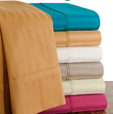 Hotel New York 450 Thread Count 100% Egyptian Quality Cotton Sateen Sheet Set