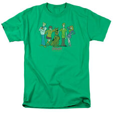Scooby Doo Scooby Gang Mens Short Sleeve Shirt