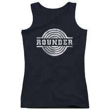 Concord Music Rounder Retro Juniors Tank Top Shirt BLACK