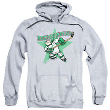 Popeye Spinach Leafs Mens Pullover Hoodie