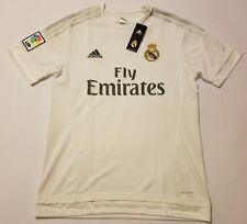 Brand New Adidas Real Madrid Jersey Official Licensed Product - Size: M, XL, 2XL