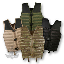 MOLLE TACTICAL ASSAULT VEST BASE MTP OLIVE BLACK COYOTE SAND PALS