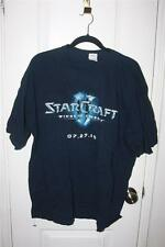 Starcraft II: Wings Of Liberty T-Shirt Original Video Game Size XXL Very Rare!