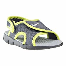 Nike SUNRAY ADJUST 4 (TD) Childrens Grey Athletic Sport Sandals
