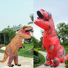 DINOSAUR Inflatable Costume Clothes Fancy Dress Party Supermarket Carnival A5F8