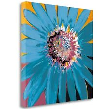'Sunshine Flower II' by Leslie Bernsen Painting Print on Wrapped Canvas