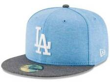 Official MLB 2017 Father's Day Los Angeles Dodgers New Era 59FIFTY Fitted Hat