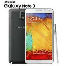 Brand New Samsung Galaxy Note III - Black / White - 32GB Unlocked 4G Sealed Pack