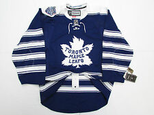 TORONTO MAPLE LEAFS AUTHENTIC 2014 WINTER CLASSIC REEBOK EDGE 2.0 7287 JERSEY