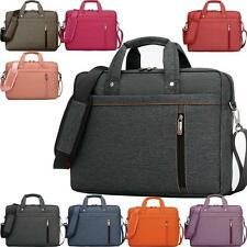 Waterproof Computer Laptop Notebook Tablet Bag Case 15 17 Inch Shoulder Bags New