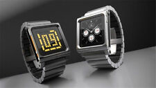 New Aluminum Multi-Touch Wrist Watch Band kit Strap Bracelet for iPod Nano 6 6th