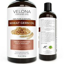 WHEAT GERM OIL UNREFINED ORGANIC CARRIER COLD PRESSED VIRGIN RAW PURE