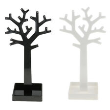 Charm Earrings Holder Necklace Hanging Bracelet Tree Stand​ Jewelry Display