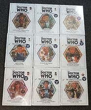 Doctor Who - The Complete History - Issues 19 to 27 - Brand New In Packaging