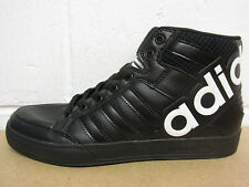 Adidas Originals Hardcourt Hi Big Logo Mens Hi Top Trainers AQ2865 Sneakers
