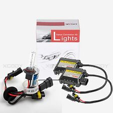 9006 HID Xenon 55W Conversion KIT Headlight Bulbs Lamp 3000K~12000K Slim Ballast