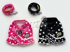 Pet girl Puppy Dog Soft Mesh Walking Collar Strap Vest Harness Apparel Size S-XL