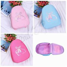Girl Backpack Dance Bag Shoulder Bag Tote Ballet Dance Shoes Tap Dress Rucksack