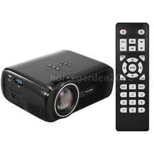 BL-80 LCD LED Projector HD 1080P Home Theater Multimedia 1200Lumens 800*480 F5D0