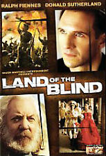 NEW Land of the Blind (DVD, 2006, Widescreen) CL5D