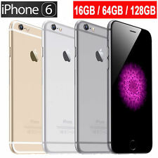 Apple iPhone 6/4s  16GB 64GB 128GB Factory Unlocked Gray Silver Gold GSM 4G LTE