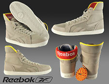 REEBOK Hi Tops - SL Flip - Neutral/Wht/Red/Yellow/wht/Brass AUTHENTIC