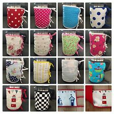 Fabric Cafetiere/Coffee Cosy/Cosies - Spotty/Floral/Cupcake Prints Available