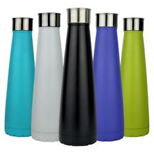 450ml Vacuum Flask Double Wall Stainless Steel Insulated Water Bottle Drinks