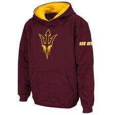 Arizona State Sun Devils Stadium Athletic Youth Biglogop/Ohood Sweatshirts