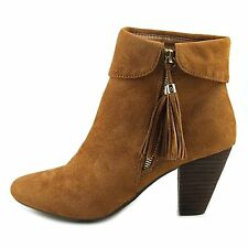 Report Womens Moriah Closed Toe Ankle Fashion Boots