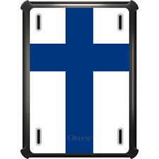 OtterBox Defender for iPad Air Mini 1 2 3 4 Finland Flag