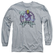 Masters Of The Universe Skeletor Mens Long Sleeve Shirt