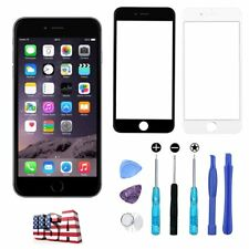 Front Glass Lens Screen Replacement Repair Kit for Apple iPhone 6 Plus 5.5'' New