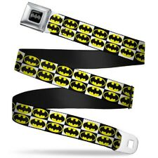 DC Comics Batman Symbol Seatbelt Belt
