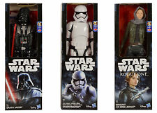 """Star Wars Rogue One Force Awakens 12"""" Figures. Great for Collectors and Fans"""