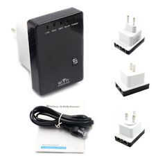 Mini WiFi Wireless-N Pocket Router AP Access Point Hotspot Repeater 300Mbps
