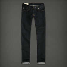 NWT Abercrombie & Fitch by Hollister Mens Slim Straight Jean - Size 32x34