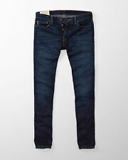 NWT Abercrombie & Fitch by Hollister Mens Skinny Jean - Size 32x34