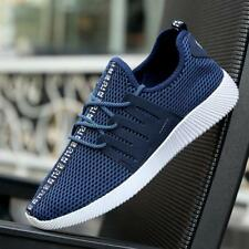 Mens Mesh Casual Breathable Shoes Running Sports Comfy shoes Athletic Stylish SZ
