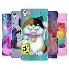 OFFICIAL ASH EVANS MAGICAL CREATURE HARD BACK CASE FOR SONY PHONES 1
