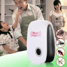 HOT Ultrasonic Pest Reject Electronic Magnetic Repeller Mosquito Insect Killer