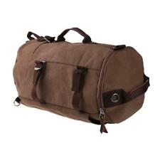 Mens Vintage Canvas Backpack Travel Sport Rucksack Satchel School Hiking Bag