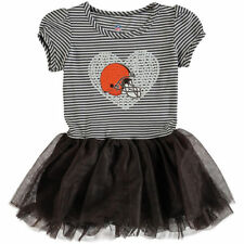 Cleveland Browns Outerstuff 17 Toddler Celebration Tutu Sequins Dress Dress