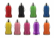 Bullet USB Mini Car Charger Portable Charger Universal Apple Samsung Nokia Sony