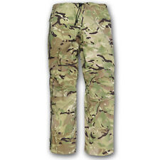 BRITISH ARMY ISSUE MTP LIGHTWEIGHT WATERPROOF TROUSERS PACKABLE MULTICAM