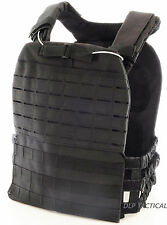 DLP Tactical Poseidon Cable Releasable Plate Carrier Laser Cut MOLLE Vest