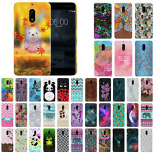 """For Nokia 6 5.5"""" Design Hard Back Case Cover Protector Accessory"""